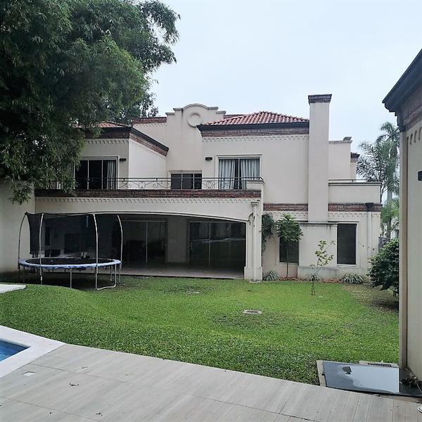 Foto Casa en Alquiler en  Santisima Trinidad,  Santisima Trinidad  Zona Avda. Santísima Trinidad e Itapúa