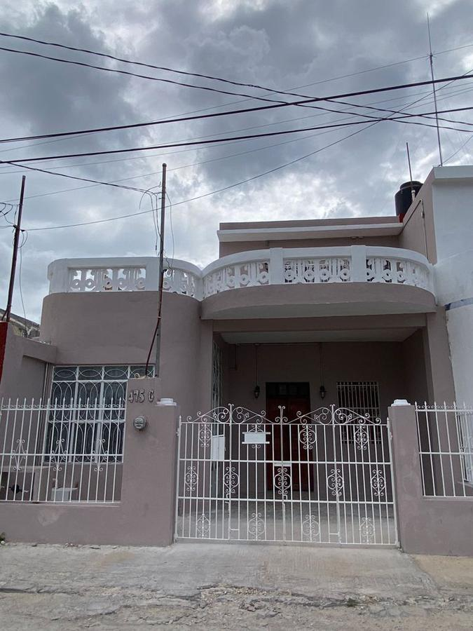 Foto Casa en Renta en  Mérida Centro,  Mérida  Casa en renta amueblada  en el centro, zona de santiago,  remodelada , entrega inmediata