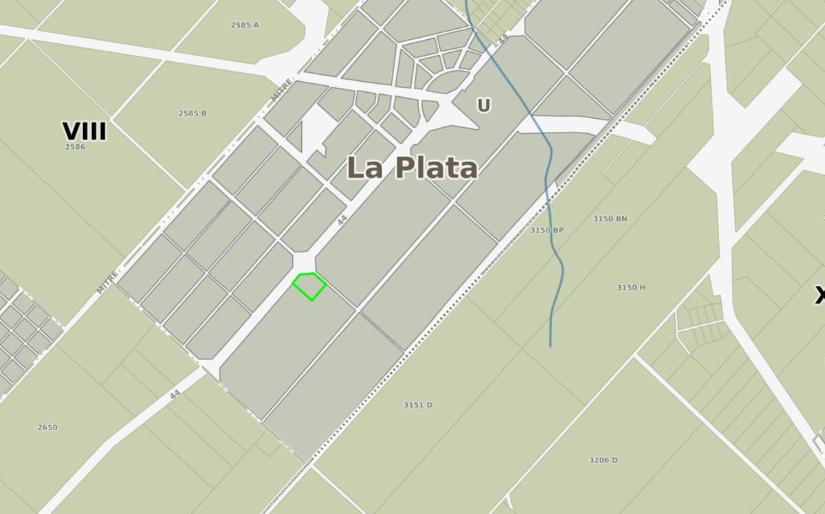 Foto Campo en Venta en  Abasto,  La Plata  Ruta 215 y 278