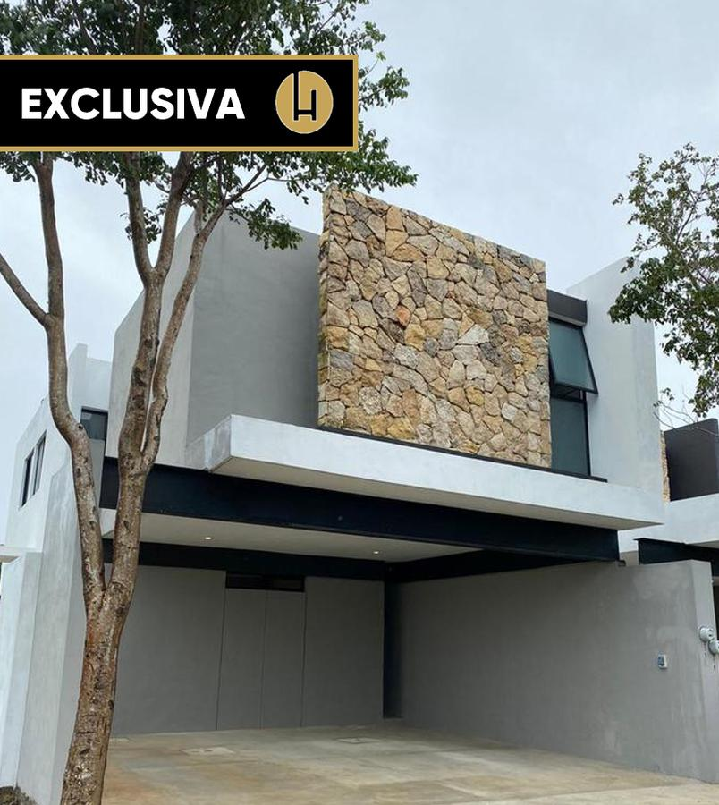 Foto Casa en Venta en  Mérida ,  Yucatán  STANNA MODELO B  |  LOTE 6 | DZITYÁ