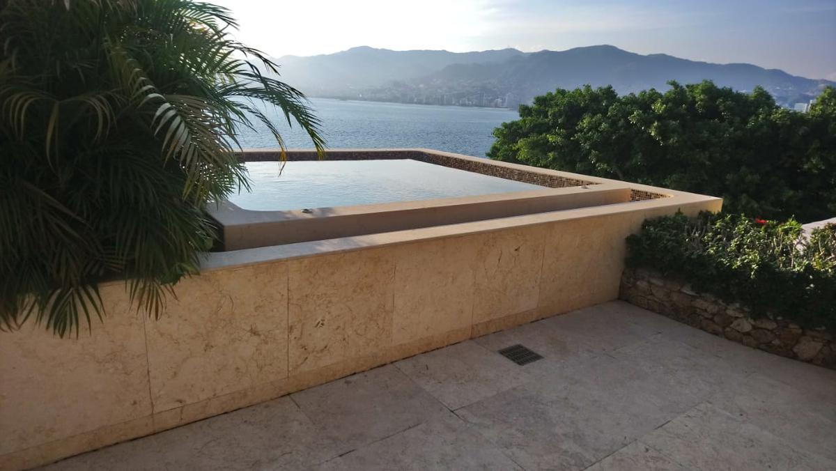 Foto Casa en condominio en Renta temporal en  Fraccionamiento Las Brisas,  Acapulco de Juárez  Espectacular Pent House Strell