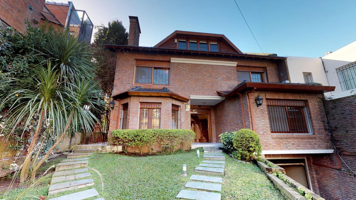 Foto Casa en Alquiler | Venta en  Mart.-Libert./Rio,  Martinez  Pte. Quintana al 2500
