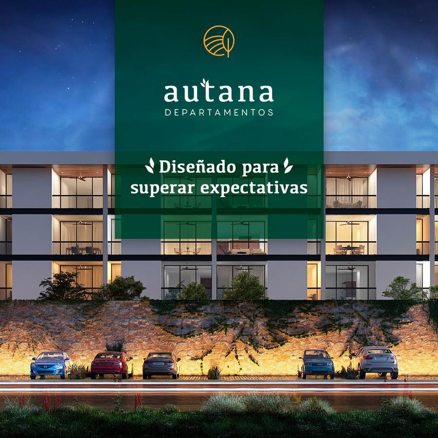 Foto Departamento en Venta en  Pueblo Conkal,  Conkal  Departamento en venta, proyecto Autana, Conkal Yucatan