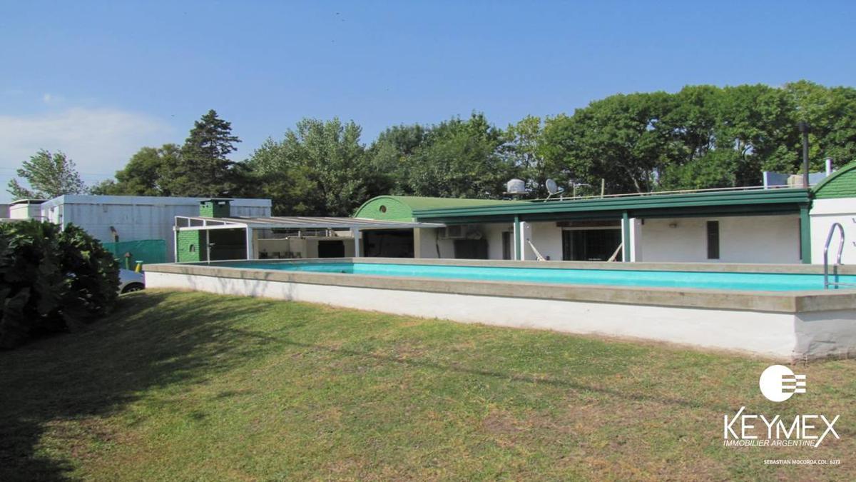 Foto Casa en Venta en  Villa Parque Sicardi,  La Plata  7 bis 636 y 637