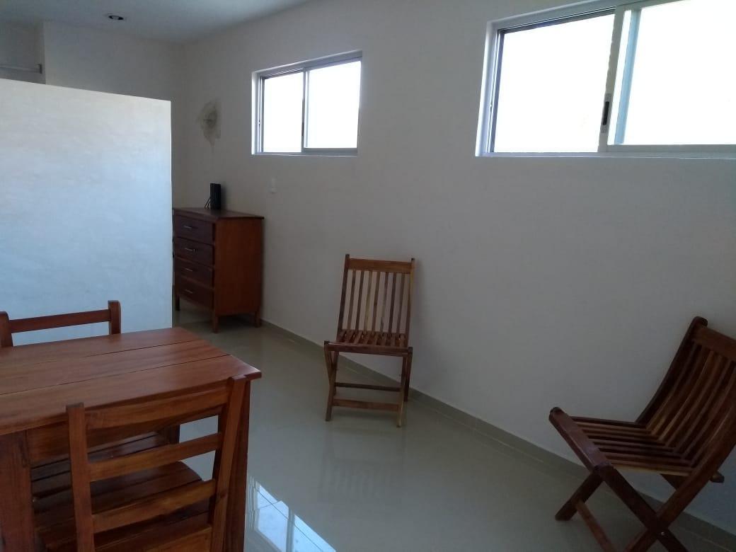 Foto Departamento en Renta en  Paraíso Maya,  Mérida  Departamento amueblado en Merida, paraiso maya ¡Incluye servicios!