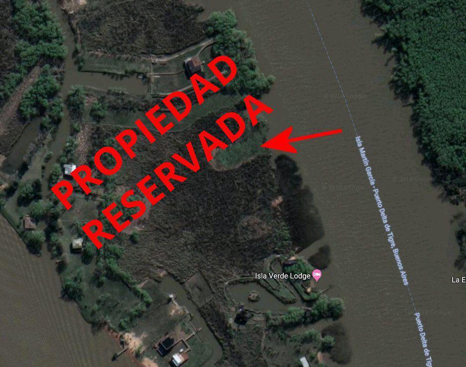 Foto Terreno en Venta en  Urion,  Zona Delta Tigre  Urion Parcela 92