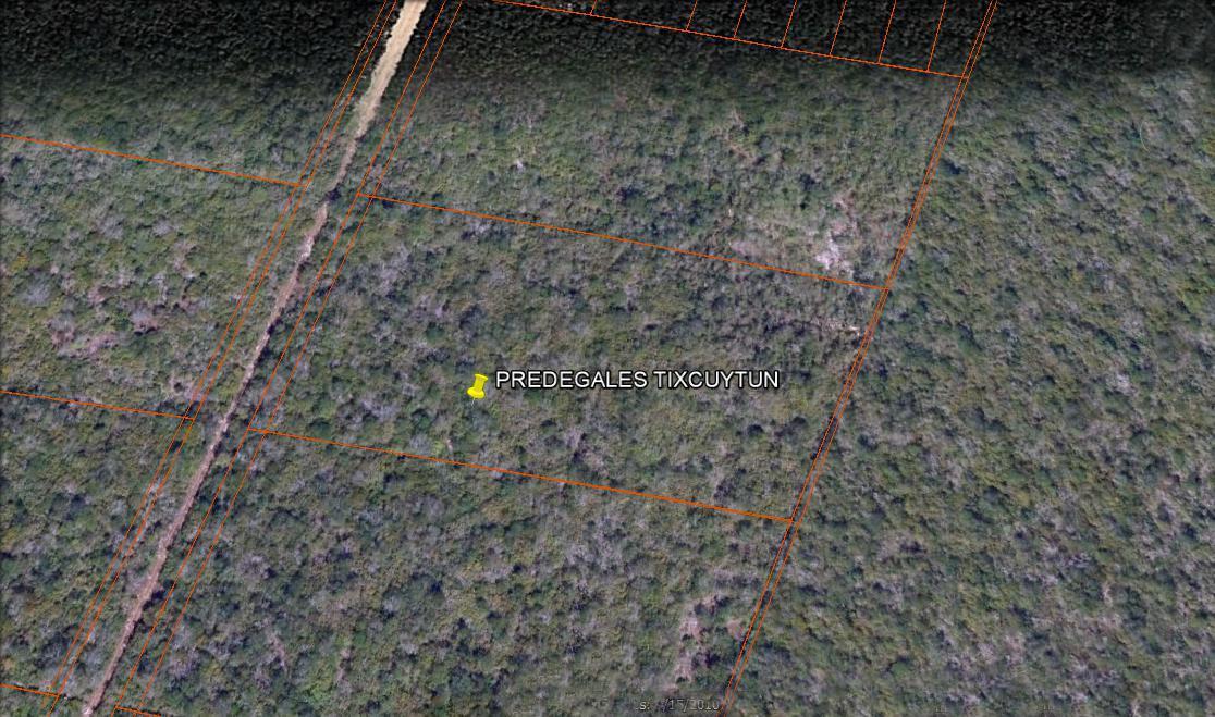 Foto Terreno en Venta en  Mérida ,  Yucatán  Terreno De 600 m2 En Pedregales De Tixcuytún Norte Mérida