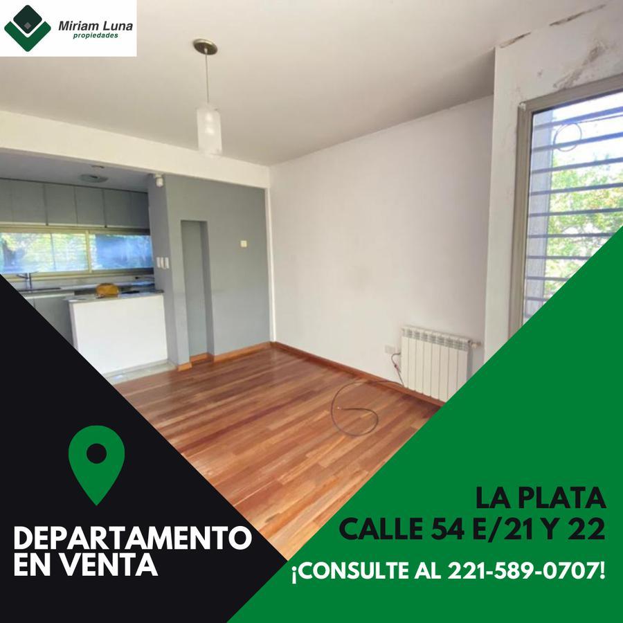 Foto Departamento en Venta en  La Plata ,  G.B.A. Zona Sur  54 e/ 21 y 22