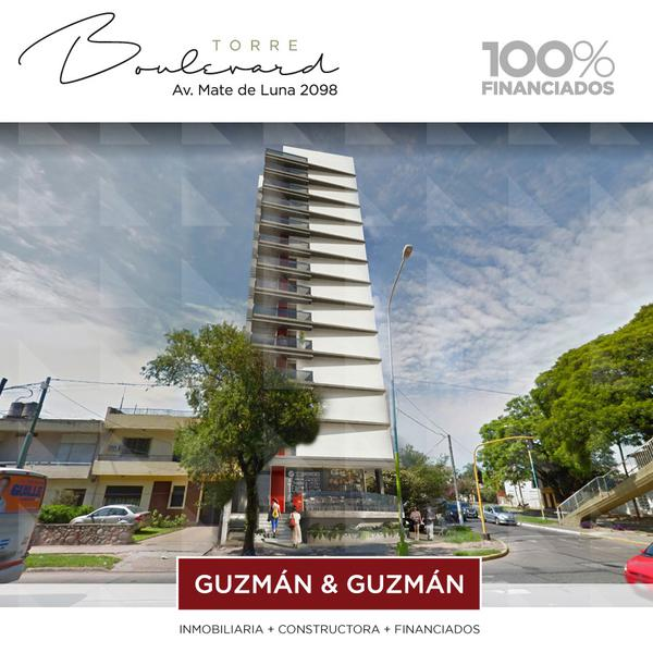 Foto Departamento en Venta en  San Miguel De Tucumán,  Capital  Av Mate de Luna al 2098 2 piso dpto A