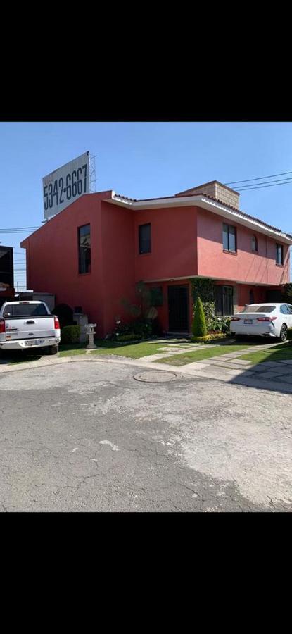 Foto Casa en condominio en Renta en  Metepec ,  Edo. de México  Renta de casa en Fraccionamiento Puerta de Hierro Metepec