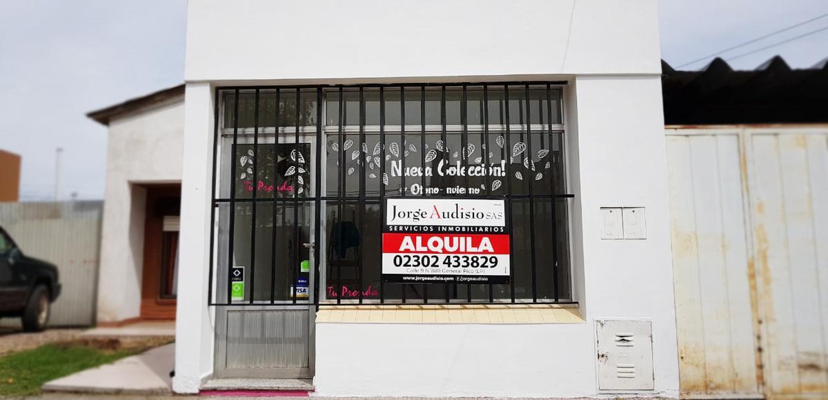 Foto Local en Alquiler en  General Pico,  Maraco          Avenida San Martín  e/ 29 y 31