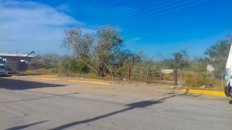 Foto Terreno en Venta en  Parque Industrial,  La Paz  Parque Industrial