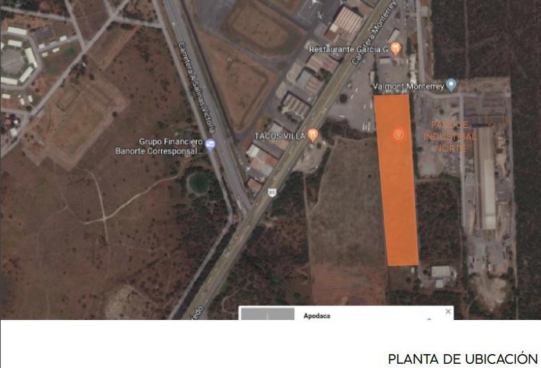 Foto Bodega Industrial en Renta en  Apodaca ,  Nuevo León  BODEGA