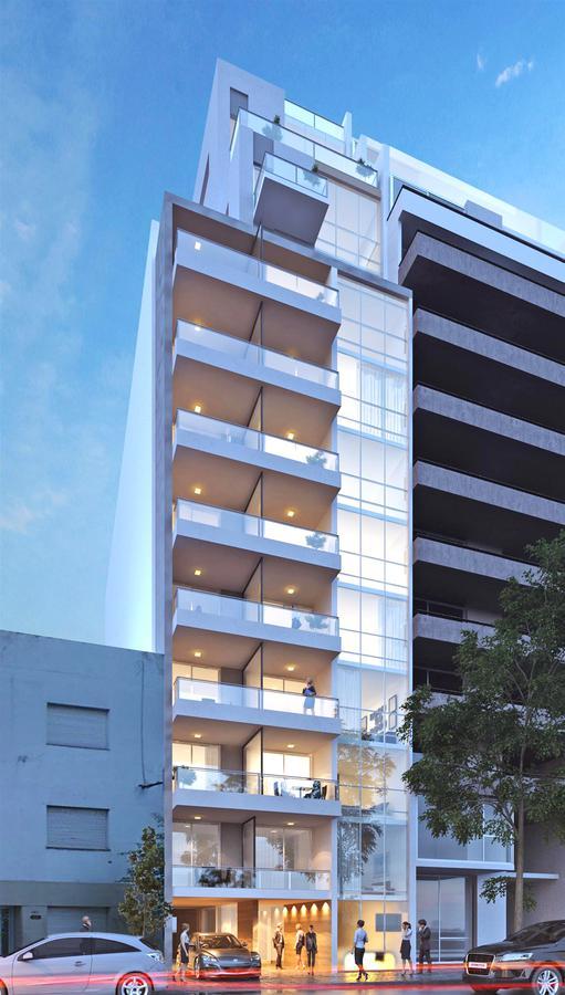 Departamento Un dormitorio duplex con terraza a estrenar en Dorrego al 200 - Centro