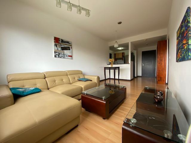Foto Departamento en Renta en  Mata Redonda,  San José  Sabana Este / apartamento de 1 habitación / Amueblado / Equipado / Vista/ NO MASCOTAS