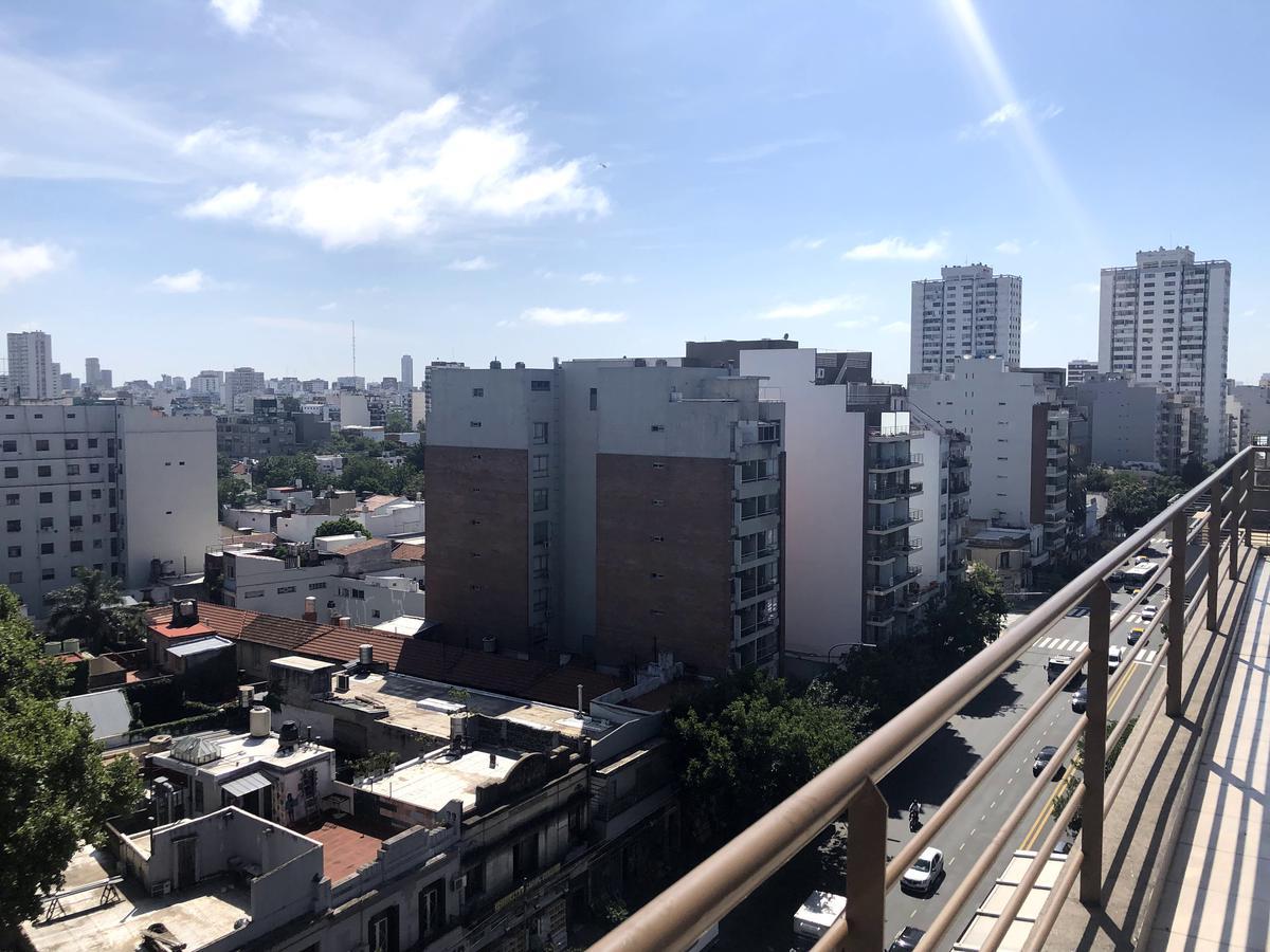 Foto Departamento en Alquiler en  Colegiales ,  Capital Federal  MONOAMBIENTE LUMINOSO, Álvarez Thomas 1100