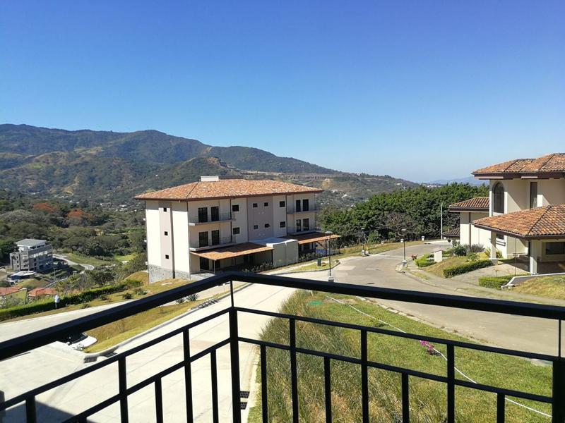 Foto Departamento en Renta en  Santana,  Santa Ana  Apartamento en el Alto de las Palomas / Excelente vista