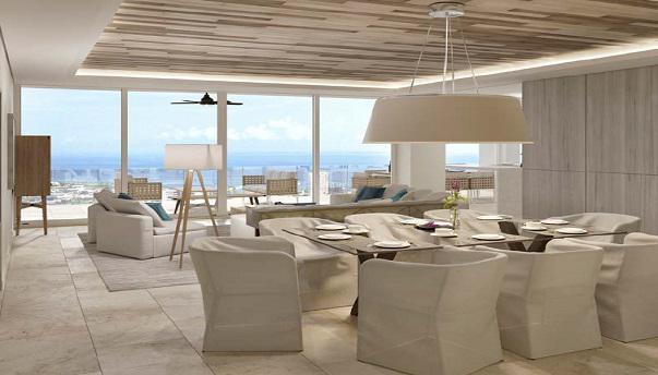 Foto Departamento en Venta en  Cancún,  Benito Juárez  Departamento de lujo en venta X Towers