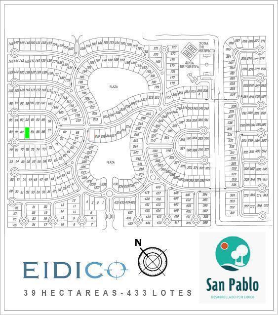 Foto Terreno en Venta en  San Pablo,  Presidente Derqui  Leandro N. Alem 3400, Derqui, Pilar