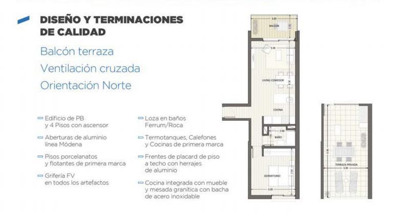 Foto Departamento en Venta en  Rosario ,  Santa Fe  Tucuman 3317 4 B