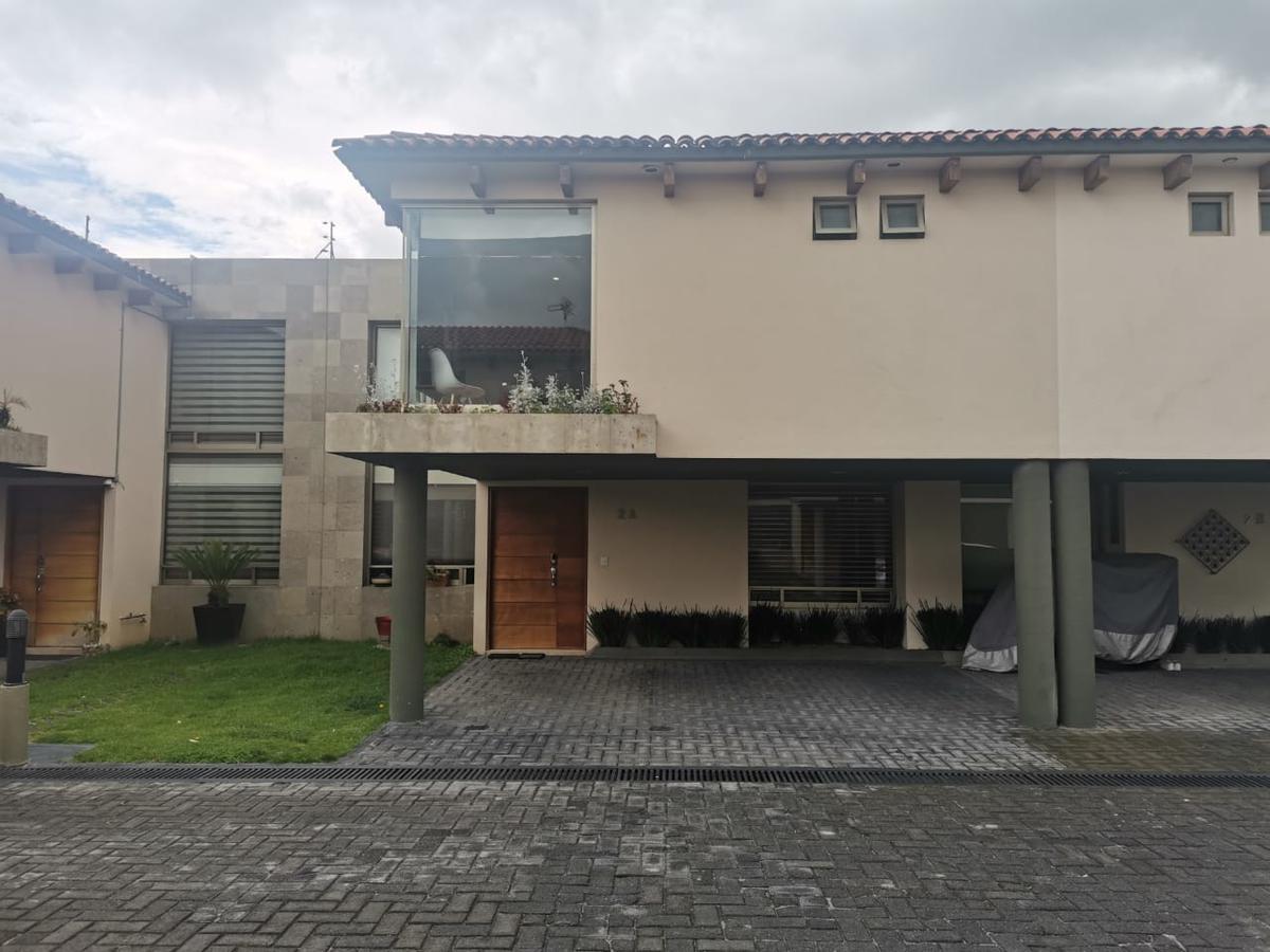 Foto Casa en condominio en Venta en  San Andrés Ocotlán,  Calimaya  CASA VENTA MODELO CIBELES 3 RECAMARAS, BOSQUE DE LAS FUENTES, CALIMAYA