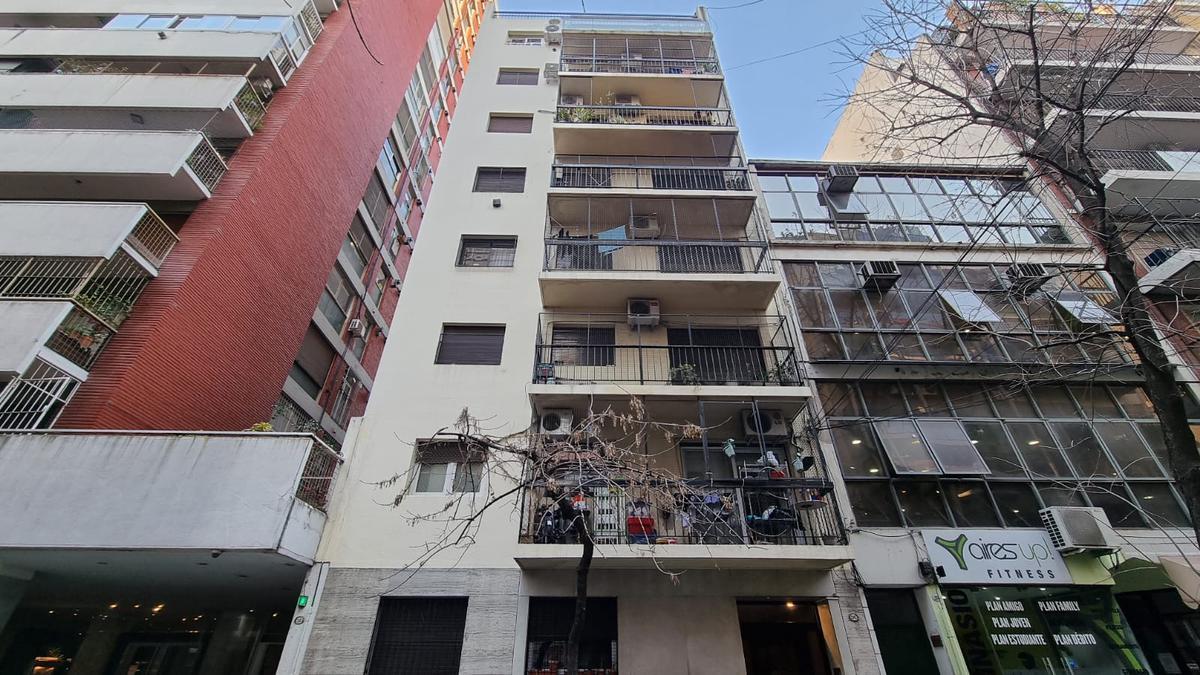 Foto Departamento en Alquiler en  Recoleta ,  Capital Federal  Sanchez de Bustamante al 2100
