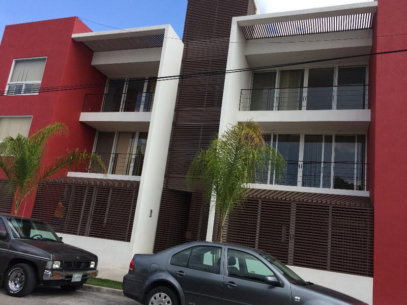 Foto Departamento en Renta en  Jardín,  San Luis Potosí  DEPTO EN  LA COL. VIRREYES