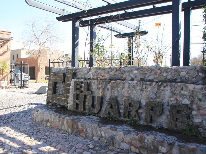 Foto Terreno en Venta en  Country El Huarpe,  Rivadavia  Av. José Ignacio de la Roza Oeste