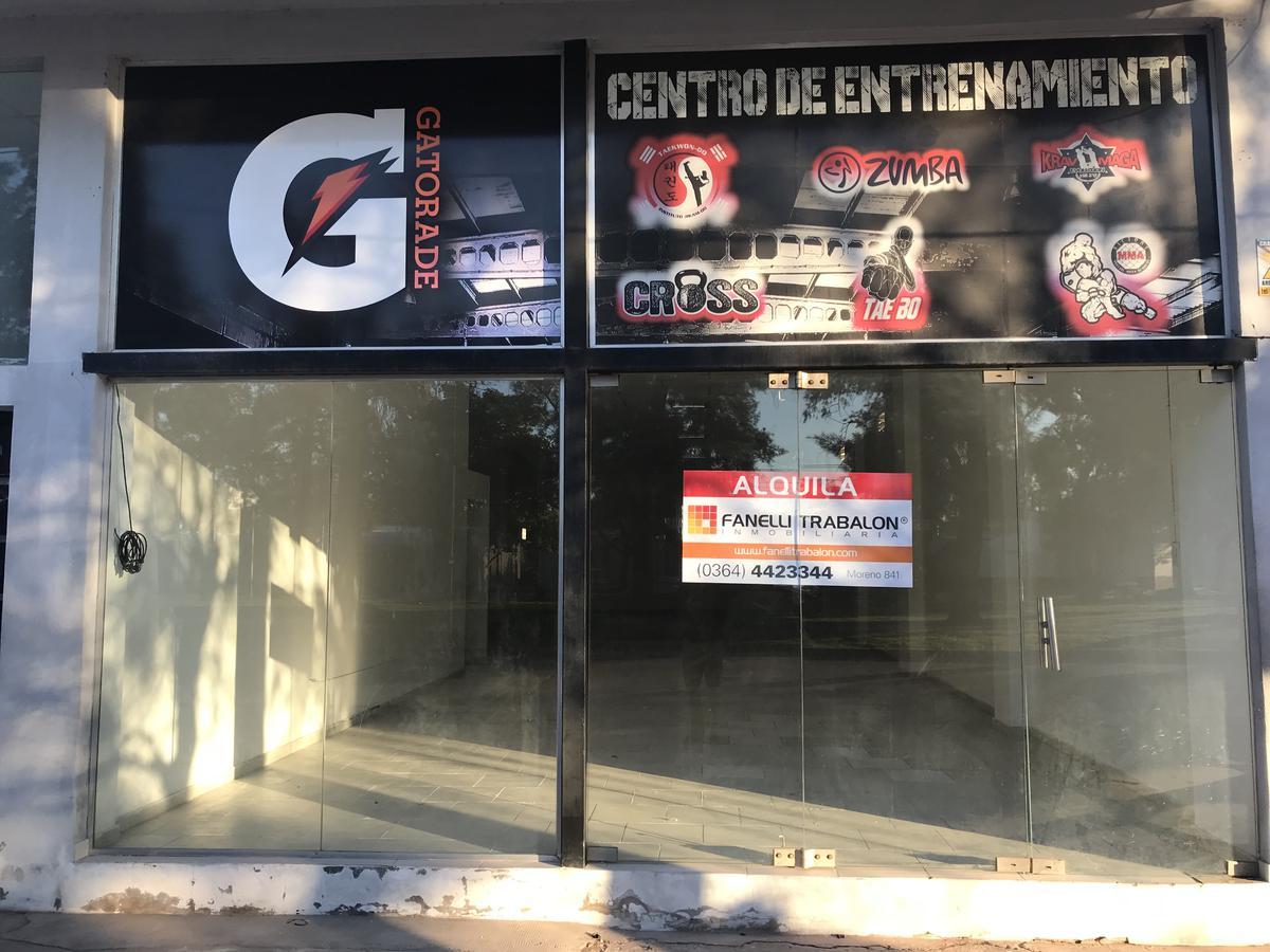Foto Local en Alquiler en  Centro,  Presidencia Roque Saenz Peña  Av. 2 e 13 y 15