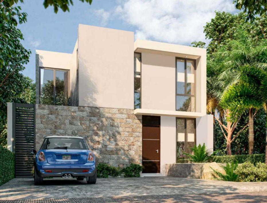 Foto Casa en Venta en  Mérida ,  Yucatán  Moratta, Privada en Dzitya ¡PREVENTA!