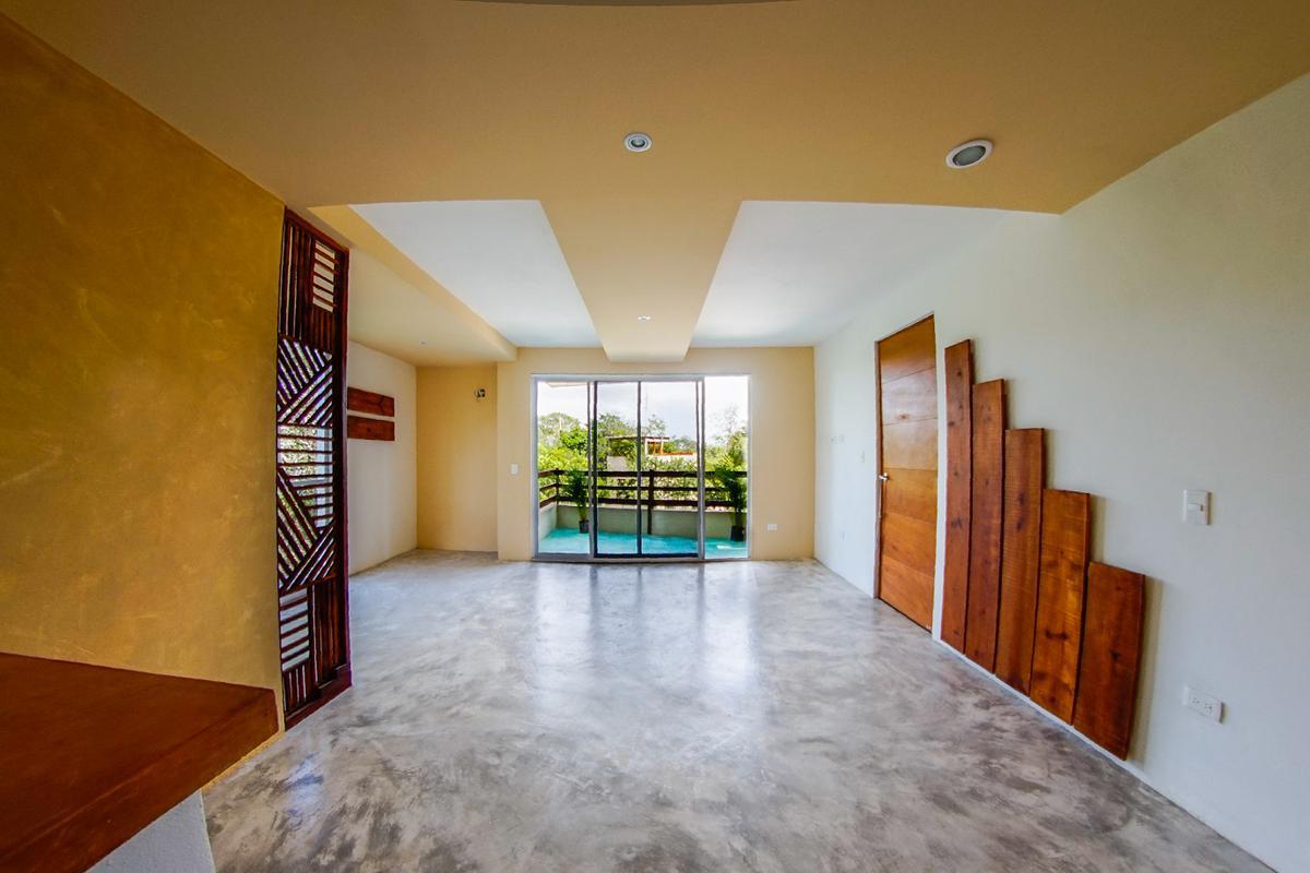 Foto Departamento en Venta en  La Veleta,  Tulum  Departamento exclusivo en el corazón de Tulum con alberca