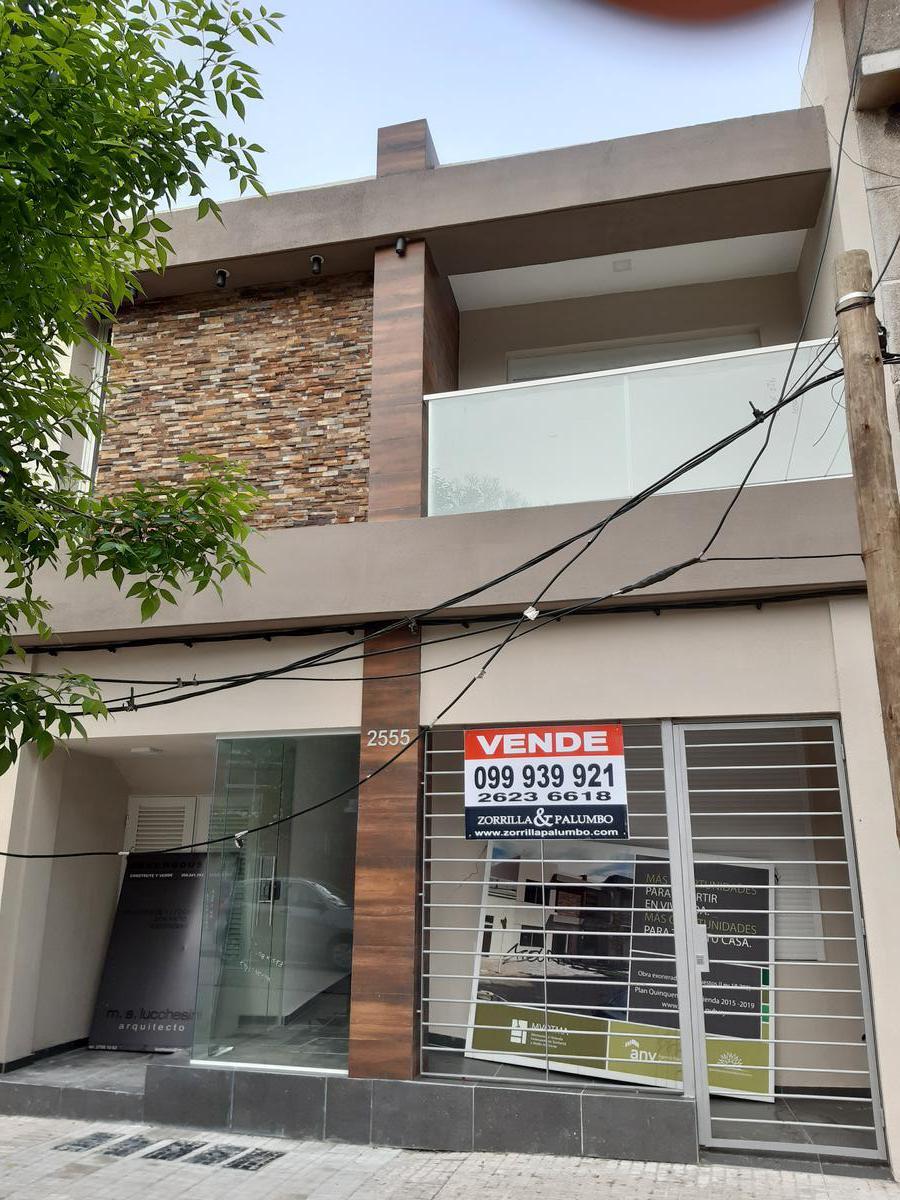 Foto Apartamento en Venta | Alquiler en  Arroyo Seco ,  Montevideo  Apartamento 2 Dormitorios con Patio a Estrenar - Zapicán Esquina Entre Ríos