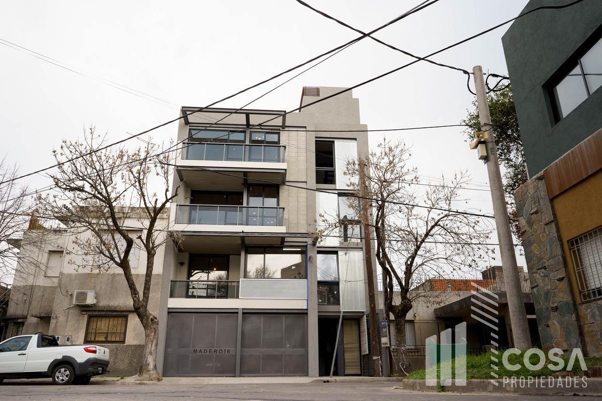 Foto Departamento en Venta en  Sarmiento,  Rosario  Barrio Sarmiento - Pasaje Los Patos 211 2º