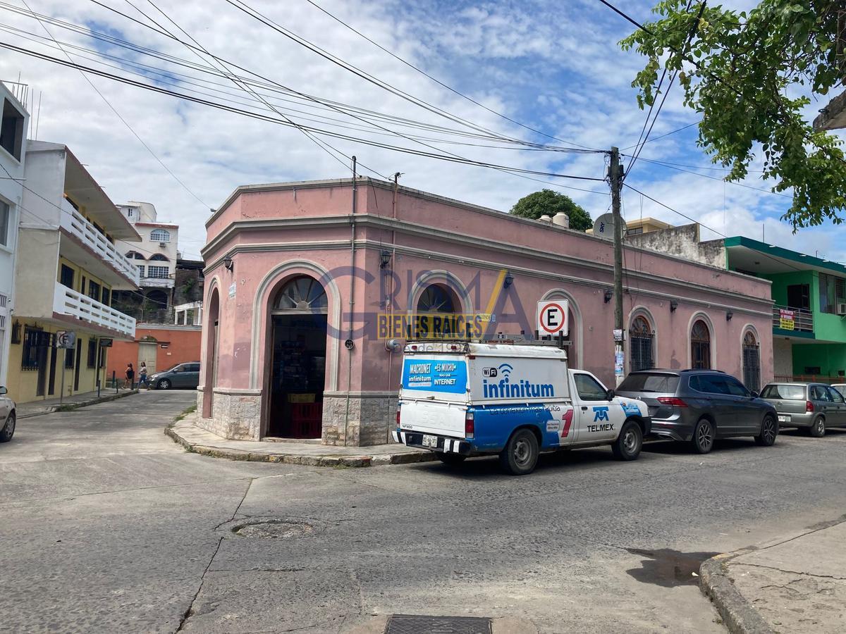 Foto Local en Renta en  Centro,  Tuxpan  LOCAL EN ESQUINA EN  ZONA CENTRO