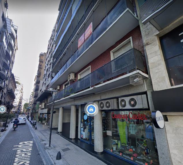 """Foto Departamento en Alquiler en  Retiro,  Centro (Capital Federal)  Esmeralda 949, 8 piso, """"34"""", entre Paraguay y M. T de Alvear, CABA"""