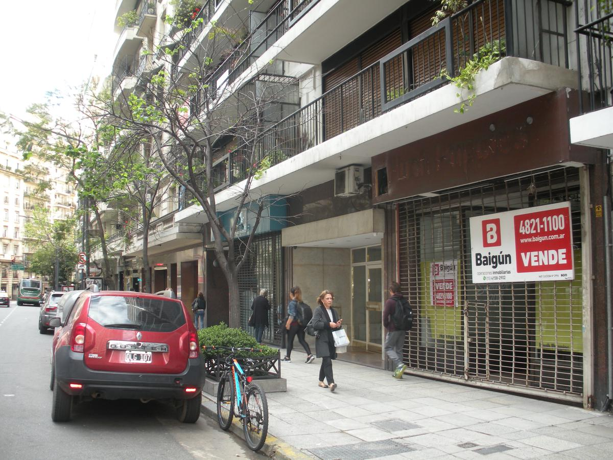 Foto Local en Alquiler en  Barrio Norte ,  Capital Federal  Av. Callao y Juncal