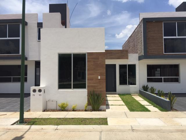 Foto Casa en Venta en  El Potrero,  Morelia  FRACC. PASEO ALEJANDRINAS MOD. 4