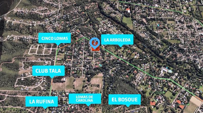Foto Terreno en Venta en  Villa Warcalde,  Cordoba  Lote Av. Zannon, Villa Warcalde en venta!