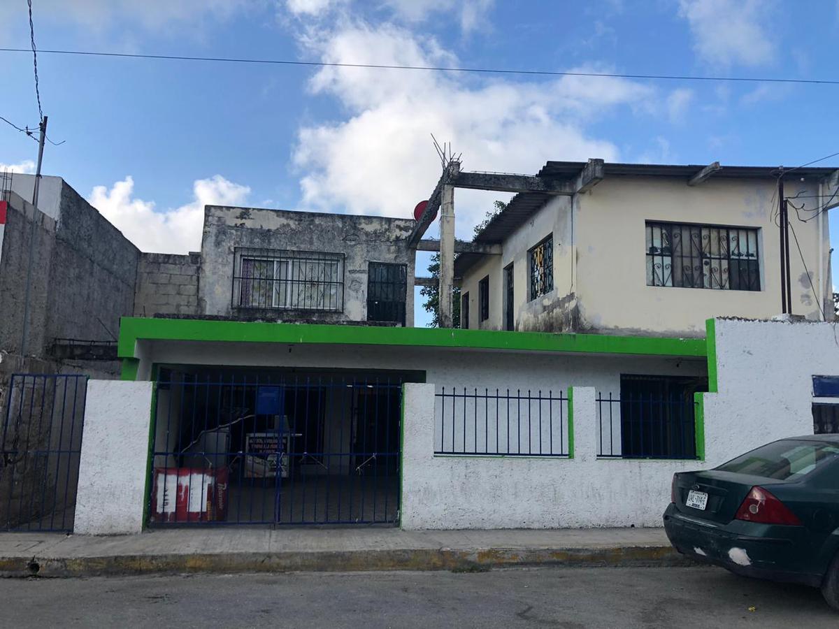 Foto Casa en Venta |  en  Supermanzana 66,  Cancún  Calle 22, SM 66, Mza 10, Num 22