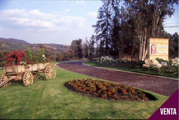 Foto Terreno en Venta en  Ixtapan de la Sal ,  Edo. de México  Terreno en Rancho San Diego, Ixtapan de la Sal