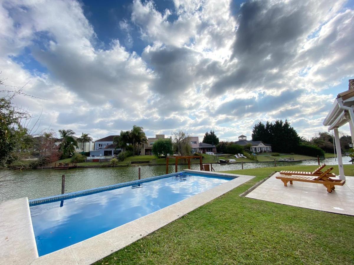 Foto Casa en Alquiler | Venta en  Barrancas del Lago,  Nordelta  Barrancas del Lago, Nordelta, Tigre