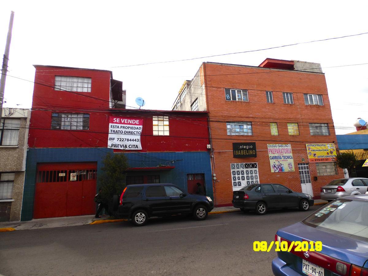 Foto Edificio Comercial en Venta en  Reforma,  Toluca        Edifico de Departamentos en venta,  Isabela Católica, Reforma, Toluca