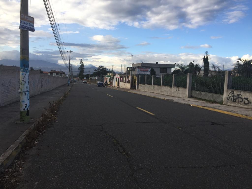 Foto Terreno en Venta en  Tababela,  Quito  Tababela