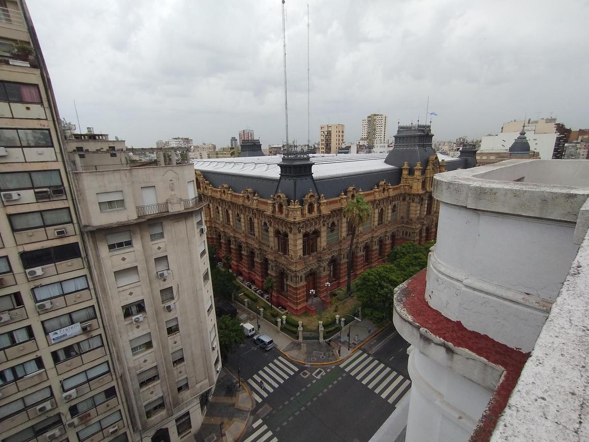 Foto Departamento en Alquiler en  Recoleta ,  Capital Federal  Riobamba al 800