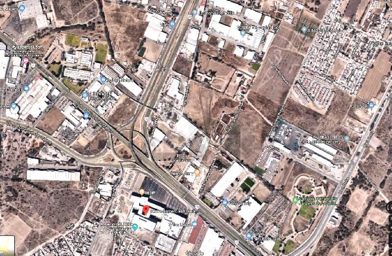 Foto Terreno en Venta en  Fraccionamiento Portales de Santa Úrsula,  León  al 37500