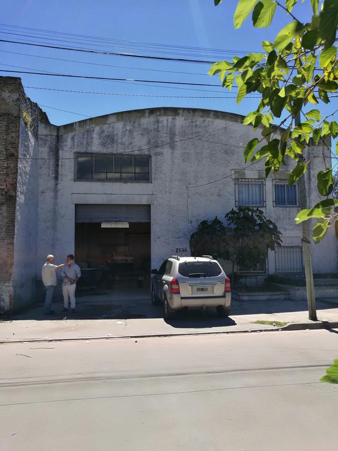 Foto Nave Industrial en Venta en  San Fernando ,  G.B.A. Zona Norte  FRAY LUIS BELTRAN al 2500