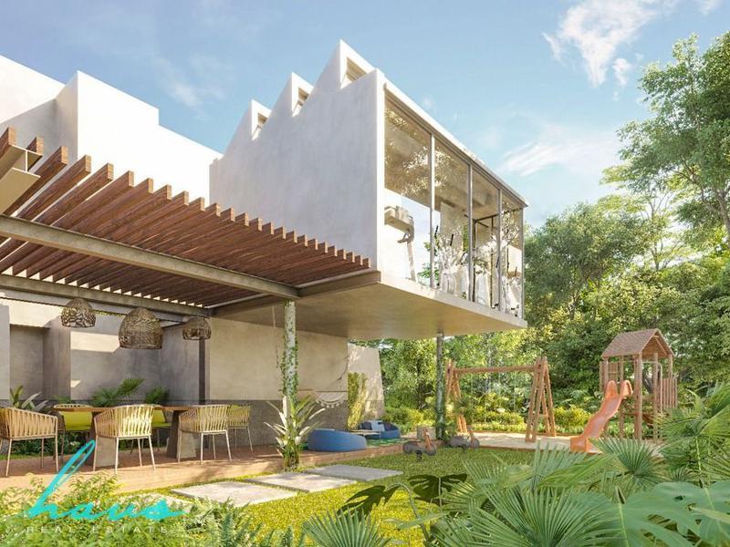 Foto Casa en Venta en  Tulum,  Tulum  Mar y Miel Casas desde 3rec con 275.15m2