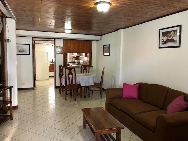 Foto Casa en condominio en Renta en  Pavas,  San José  Rohrmoser / TownHouse de 2 Habitaciones / Amueblada y equipada/ Seguridad