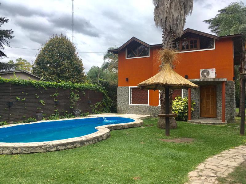Foto Casa en Alquiler en  Barrio Parque Leloir,  Ituzaingo  tabare al 400