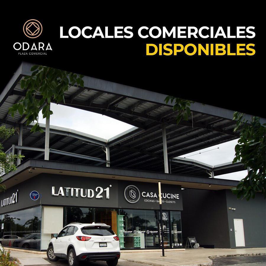 Foto Local en Renta en  Fraccionamiento La Florida,  Mérida  Local en renta planta baja disponible, Plaza Odara, zona Altabrisa, Mérida